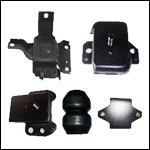Mountings & Rubber Parts